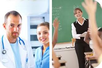 Cursos acreditados sanidad y educación